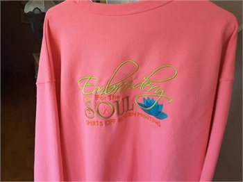 Embroidery & Custom Sewing