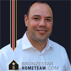 Juan Delgado Bronze Star Home Team Real Estate