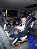 Child passenger safety technician