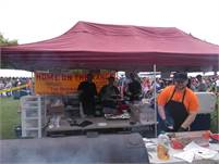 Hudson's Bay Heritage Days BBQ and Chili Competition
