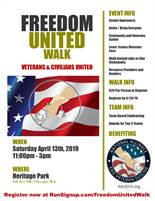 Freedom United Walk