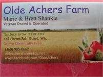 OLDE ACHERS FARM Marie Shankle
