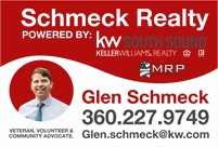 Schmeck Realty; Powered by KW South Sound Realty Glen Schmeck