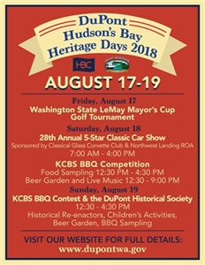 Pacific NorthWest's Great BBQ Event - Brought to you by Veterans!