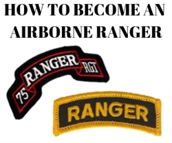How to become an Army Ranger