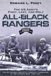 All Black Ranger Company - Korean War