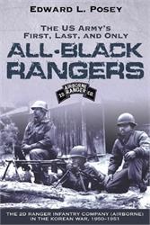 All Black Ranger Company - Korean War